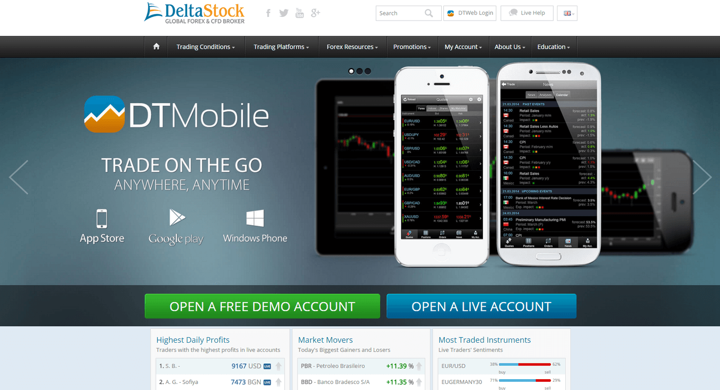 DeltaStock-1